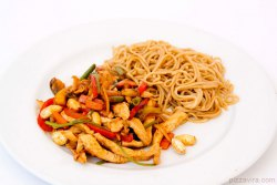 Chinese Chicken & Almonds